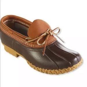 L.L. Bean Clogs Mules Bean Boots Moccasins